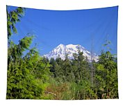 Mount Rainier Tapestry