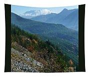 Mount Saint Helens Majesty Tapestry