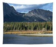 Mount Yamnuska Tapestry