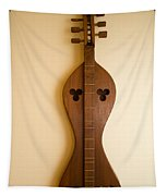 Mountain Dulcimer 2 Tapestry