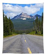 Mountain Highway Tapestry