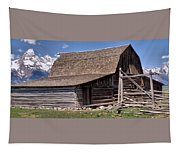 Mountain Living Tapestry