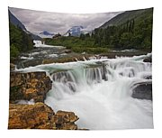 Mountain Paradise Tapestry