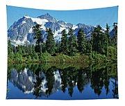 Mountain Springtime Tapestry