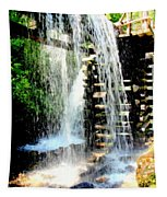 Mountain Waters Tapestry