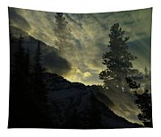 Mountains Dreams Tapestry