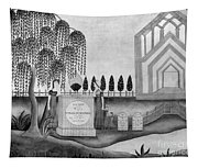 Mourning C1815 Tapestry