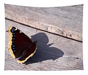 Mourning Cloak Tapestry
