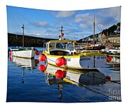 Mousehole Harbour Tapestry
