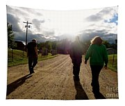 Moving Forward Tapestry