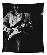 Mick On The Rock And Roll Guitar Tapestry
