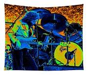 Mrdog #40 In Cosmicolors Tapestry
