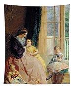 Mrs Hicks Mary Rosa And Elgar Tapestry