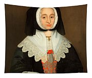Mrs Lucy Hutchinson, C.1643 Tapestry