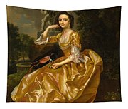 Mrs. Mary Chauncey Tapestry