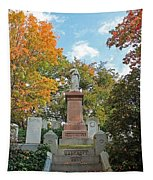 Mt Auburn Cemetery 1 Tapestry