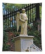 Mt Auburn Cemetery 3 Tapestry