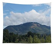 Mt Baldy Panorama From Grants Pass Tapestry