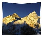 Mt Everest Tapestry