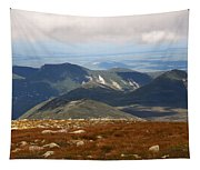 Mt. Katahdin Tablelands Tapestry