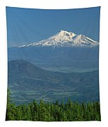 1a5637-mt. Shasta From Oregon Tapestry