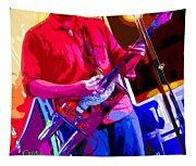 Muffler Guitar Tapestry