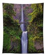 Multnomah Falls - Columbia River Gorge - Oregon Tapestry