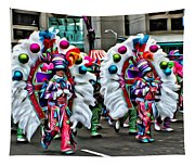 Mummer Color Tapestry