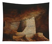 Mummy Cave  Tapestry