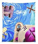 Church Mural Tapestry