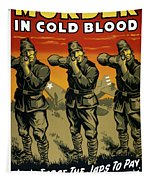 Murder In Cold Blood - Ww2 Tapestry