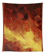 Muse In The Fire 2 Tapestry