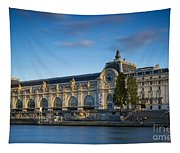 Musee D'orsay Evening Tapestry