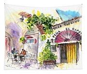 Museo Taurino De Alcazar De San Juan Tapestry