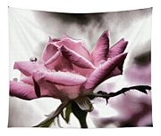 Museum Park Pink Rose Tapestry
