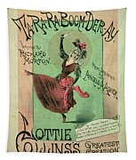 Music Cover For Ta-ra-ra-boom-der-ay Tapestry