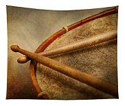 Music - Drum - Cadence  Tapestry