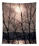 Muted Sunrise Tapestry