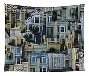My House Tapestry