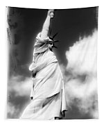 My Lady Liberty Tapestry