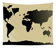 My #3 Simple World Tapestry
