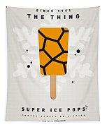 My Superhero Ice Pop - The Thing Tapestry