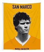 My Van Basten Soccer Legend Poster Tapestry