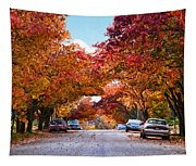 My Way Home.... Tapestry