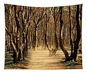 Mysterious Forest Tapestry