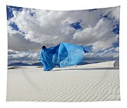 Mystic Blue 11 Tapestry
