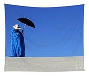 Mystic Blue 6 Tapestry