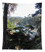 Mystic Bridge Tapestry