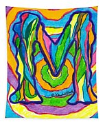 Mystic M Tapestry