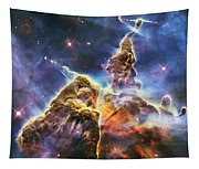 Mystic Mountain Tapestry